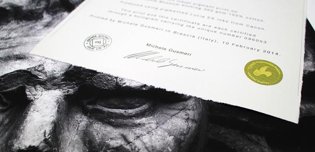 Certificati di autenticità
