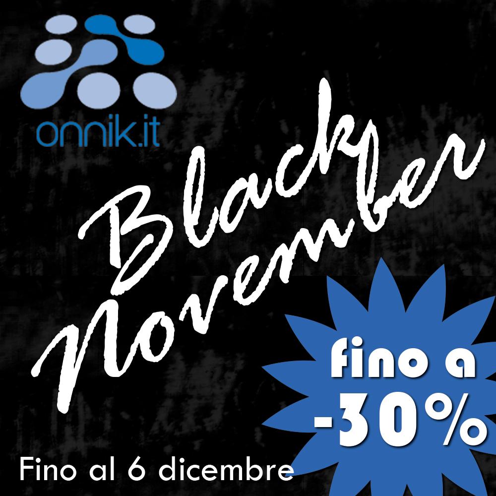 Promo Black November